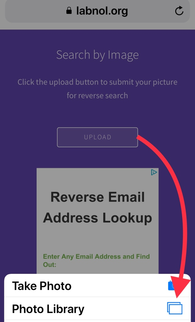REVERSE Image Search on iPhone (fun and free and amazing) – ⓱orbits